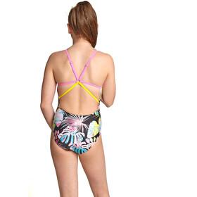 Zoggs Palms Starback Swimsuit Girls multi